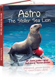 Astro the Stellar Sea Lion