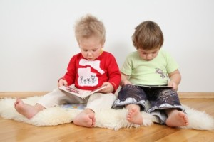 Early Child Literacy from Be There Bedtime Stories