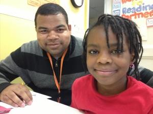 Reading Partners-volunteer